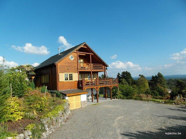 Het vakantiehuis Chez Nous voor 14 personen te Septon bij Durbuy in de Belgische Ardennen