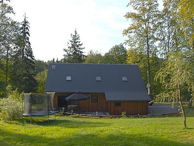 Het vakantiehuis Du Bois voor 12 personen te Soy in de Belgische Ardennen.