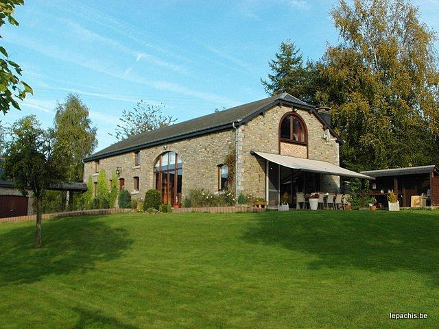 Het vakantiehuis Hiando voor 12 personen bij La Roche en Ardennes
